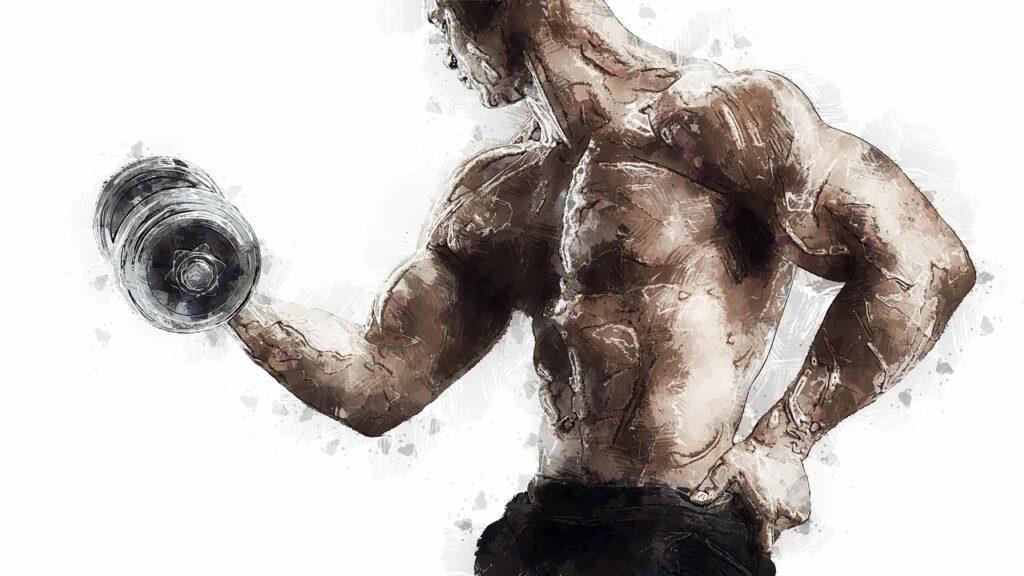man, athlete, fitness